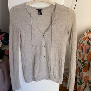 100 percent cashmere Theory sweater